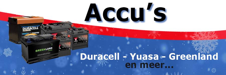 Yuasa Accu's_winter