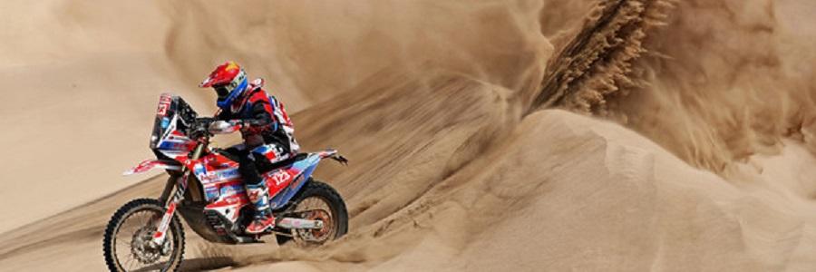 Dakar Peru 2019 Mark Tielemans