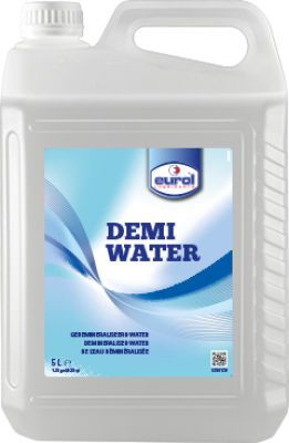 Eurol Gedeminaliseerd Water 5L