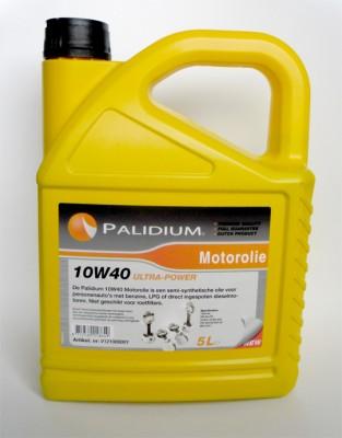 Motorolie Palidium 10W40
