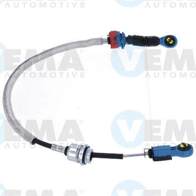 VEMA Aslichaam-/motorsteunlager (VE50993)
