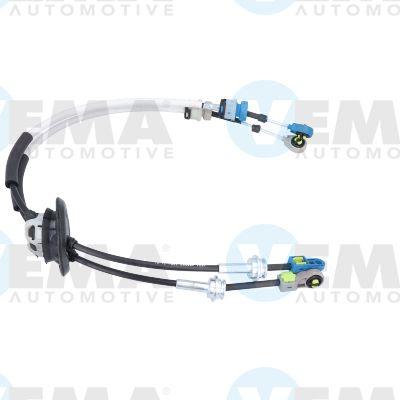 VEMA Aslichaam-/motorsteunlager (VE51041)