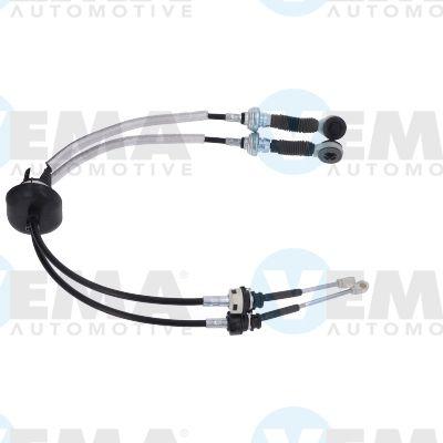 VEMA Aslichaam-/motorsteunlager (VE51048)