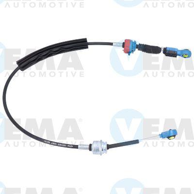 VEMA Aslichaam-/motorsteunlager (VE51050)