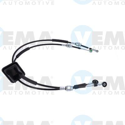 VEMA Aslichaam-/motorsteunlager (VE51059)