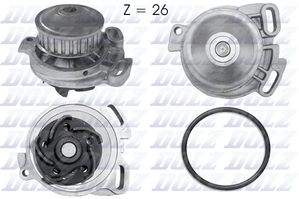 DOLZ Waterpomp (B230)