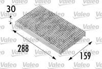 VALEO Interieurfilter VALEO PROTECT (698687)