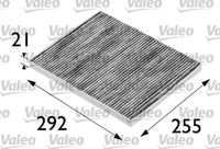 VALEO Interieurfilter CLIMFILTER PROTECT (698688)