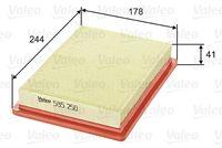 VALEO Luchtfilter (585250)