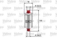 VALEO Brandstoffilter (587200)