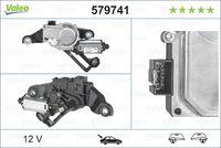 VALEO Ruitenwissermotor ORIGINAL PART (579741)