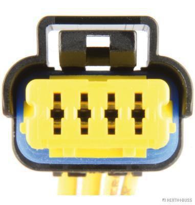HERTH+BUSS ELPARTS Kabelreparatieset, achterlicht (51277271)