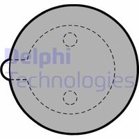 DELPHI Hulpcilinder, koppeling (LL70309)