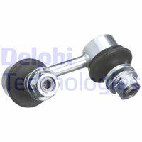 DELPHI Verdamper, airconditioning (TSP0525197)