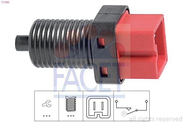 FACET Sensor, olietemperatuur Made in Italy - OE Equivalent (7.3096)