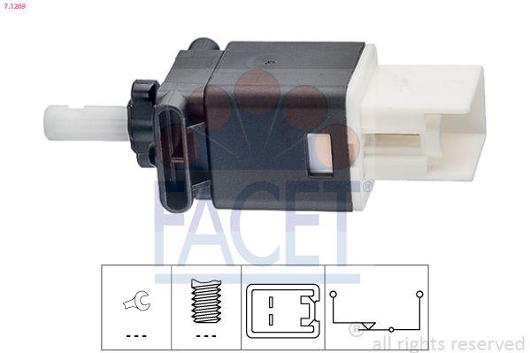 FACET Sensor, olietemperatuur Made in Italy - OE Equivalent (7.3248)