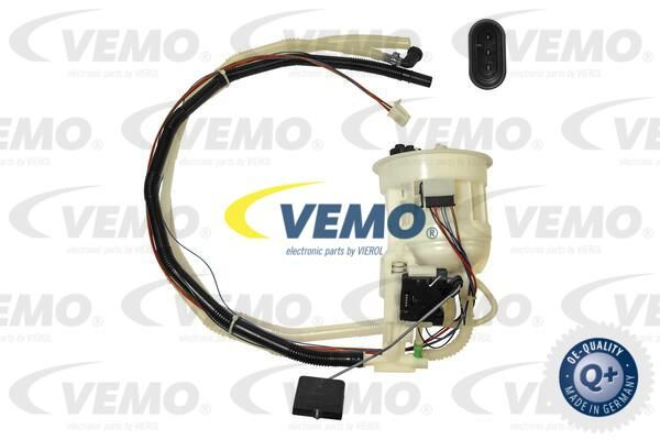 VEMO Knipperlampschakelaar Q+, original equipment manufacturer quality (V30-80-1770)