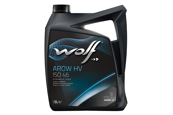WOLF Hydraulische olie WOLF AROW HV ISO 46 (8306402)