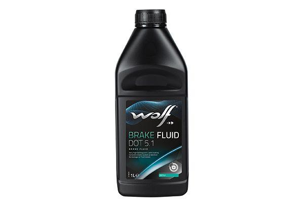 WOLF Remvloeistof WOLF BRAKE FLUID DOT 5.1 (8308307)