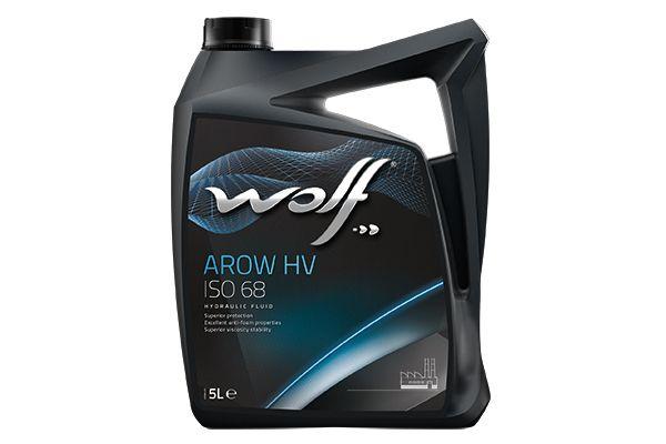 WOLF Hydraulische olie WOLF AROW HV ISO 68 (8336744)