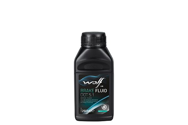 WOLF Remvloeistof WOLF BRAKE FLUID DOT 5.1 (8308109)