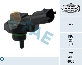 FAE MAP sensor (15119)