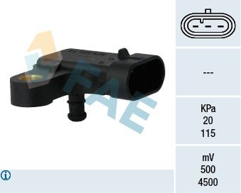 FAE MAP sensor (15120)