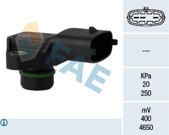 FAE MAP sensor (15123)