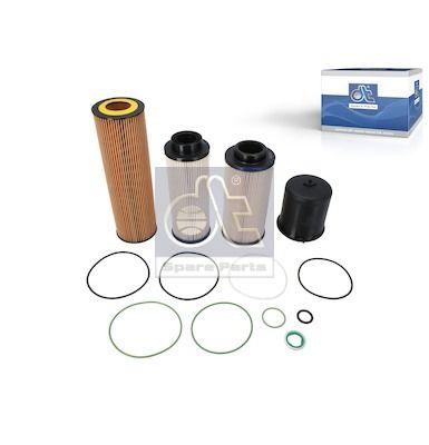 DT Spare Parts Oliedrukklep (1.10002)