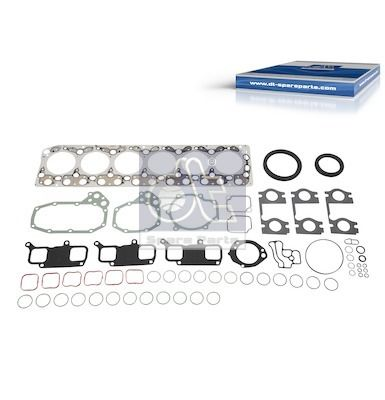 DT Spare Parts Oliefilter (4.61536)