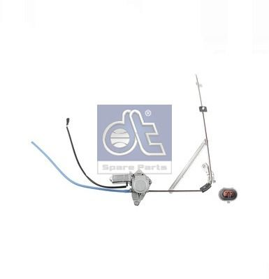 DT Spare Parts Pakking, oliepomp (7.59151)