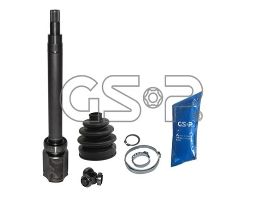 GSP Homokineet reparatie set, aandrijfas (601338)