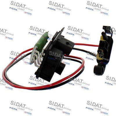 FISPA Weerstand, interieurventilator (10.9116)