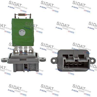 FISPA Weerstand, interieurventilator (10.9126)