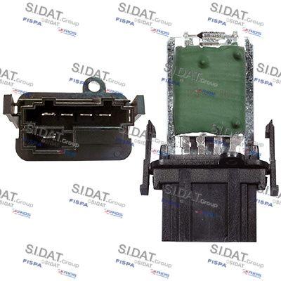 FISPA Weerstand, interieurventilator (10.9059)