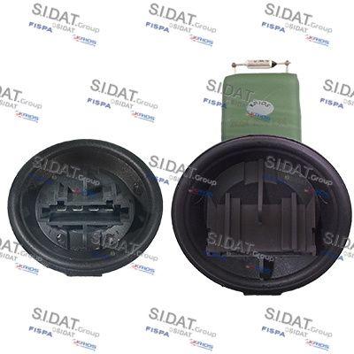 FISPA Weerstand, interieurventilator (10.9054)