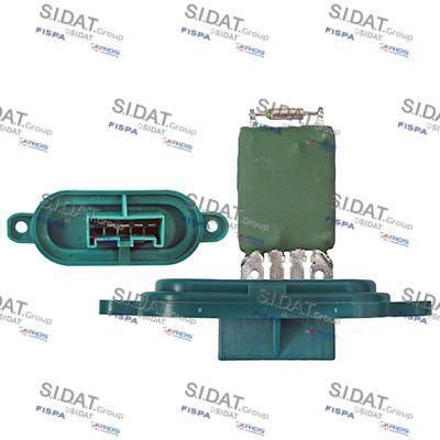 FISPA Weerstand, interieurventilator (10.9062)