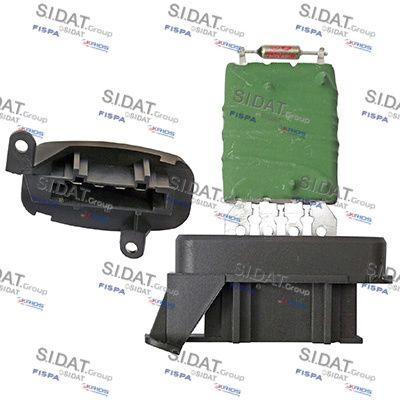 FISPA Weerstand, interieurventilator (10.9065)