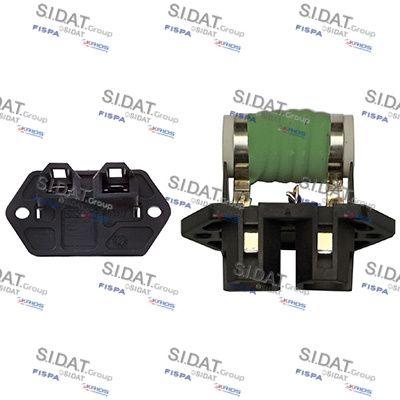 FISPA Weerstand, interieurventilator (10.9038)