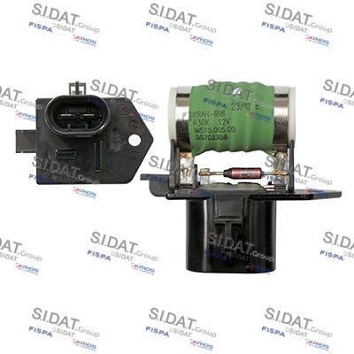 FISPA Weerstand, interieurventilator (10.9045)