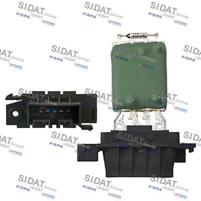 FISPA Weerstand, interieurventilator (10.9047)