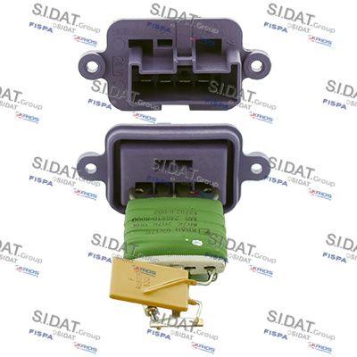 FISPA Weerstand, interieurventilator (10.9097)