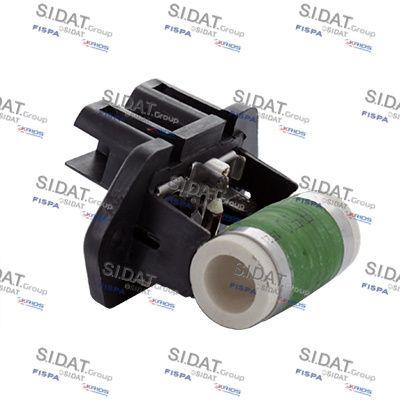 FISPA Weerstand, interieurventilator (10.9036)