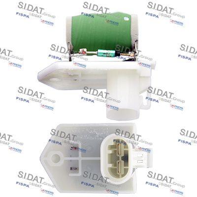 FISPA Weerstand, interieurventilator (10.9095)
