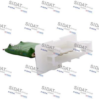 FISPA Weerstand, interieurventilator (10.9109)