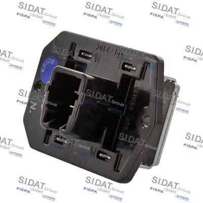 FISPA Weerstand, interieurventilator (10.9114)