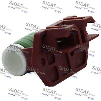 FISPA Weerstand, interieurventilator (10.9122)