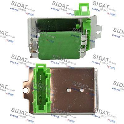 FISPA Weerstand, interieurventilator (10.9141)