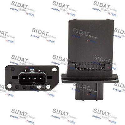 FISPA Weerstand, interieurventilator (10.9150)