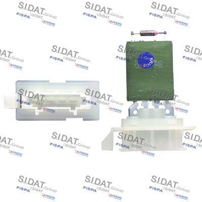FISPA Weerstand, interieurventilator (10.9169)